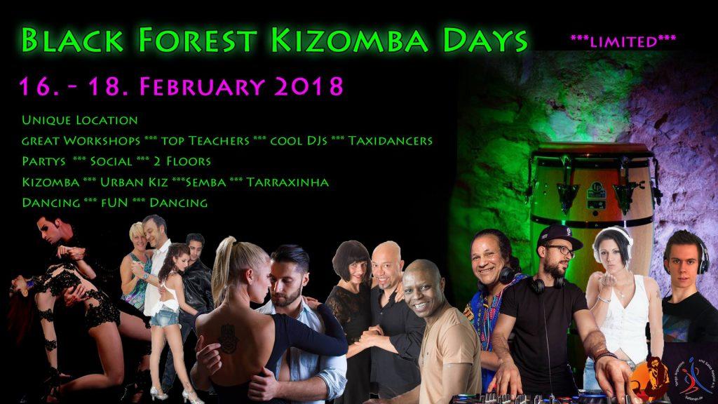 Kizomba Horb, Black Forest