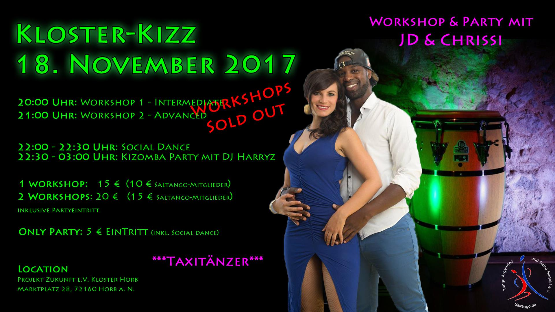 Kizomba Party Horb